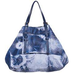 Jerome Dreyfuss Bleu Tie-Dye Pat (63.095 RUB) via Polyvore featuring accessories, handbags и women