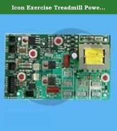 "Icon Exercise Treadmill Power Board Part 159357R 159357 Model 831299280. Icon Exercise Treadmill Power Board ***THIS IS A HIGH QUALITY REMANUFACTURED PRODUCT WHICH MEETS OR EXCEEDS THE SPECIFICATIONS OF THE ORIGINAL*** *** (6) SIX MONTH WARRANTY - REPLACEMENT AT NO COST TO YOU*** *** BE CAREFUL TO MATCH YOUR APPLIANCE MODEL# OR EXACT PART# *** (The ""R"" at the end of our part# indicates Remanufactured) Refurbished Appliance Part Replaces 131789600r 131789600R Specifications: Product…"