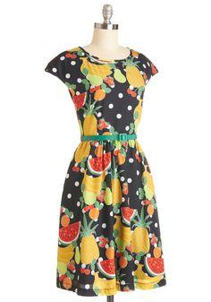 Fresh Farmer's Market Dress | Mod Retro Vintage Dresses | ModCloth.com