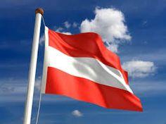 Afbeeldingsresultaat voor Oostenrijkse vlag