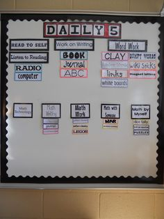 First Grade Rocks: Daily 5 Math.Math By Myself-love this board idea. Need to do a better math daily 5 board next year Daily 5 Reading, First Grade Reading, 1st Grade Math, First Grade Classroom, Grade 2, Second Grade, Guided Reading, Daily 3 Math Third Grade, Daily 5 Writing