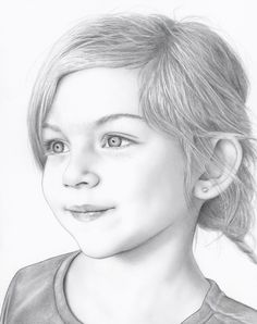 Portrait Drawing Drawing A Drawing 365 - Michael Shapcott - drawingadrawing Portrait Au Crayon, Pencil Portrait, Portrait Art, Amazing Drawings, Realistic Drawings, Cool Drawings, Portrait Sketches, Portrait Illustration, Pencil Art Drawings