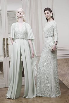 ELIE SAAB - Ready-to-Wear - Resort 2015 - Curated by www.PartiesPearlsandBeingPrecious.com