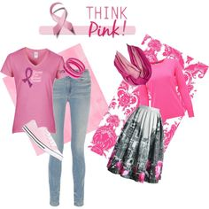 Think Pink by sparklemaster on Polyvore featuring polyvore, mode, style, Cocoa Cashmere, Alexander Wang, Chicwish, Converse, Apt. 9, Designers Guild and Damsel in a Dress