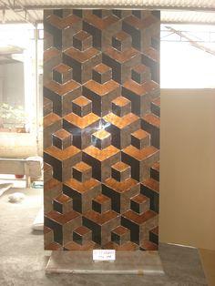 Silver leaf panel. #Cravt #DKhome #Craftsmanship #Living #Silverleaf #Furniture #Panel #Wallobjects #Luxuryfurniture