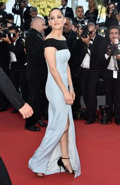 """#MarionCotillard in #Dior #Couture - """"The Little Prince"""" Cannes Film Festival Premiere"""