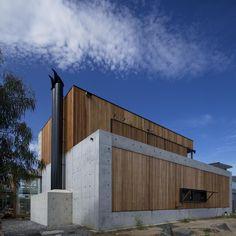 Auhaus Architecture — Concrete House 1