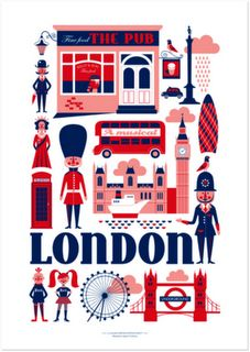 london printable