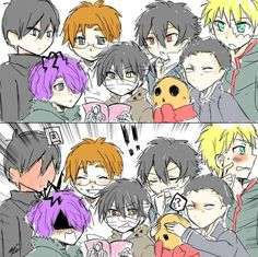 😅 Ib Game, Game Art, Angel Of Death, Cute Games, Funny Games, Hot Anime Guys, I Love Anime, Ib And Garry, Crossover