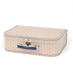 Bonton cardboard suitcase