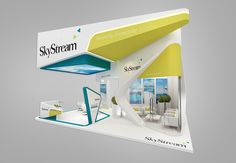 Sky Stream on Behance