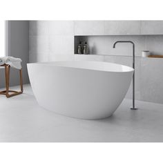 baignoire ilot ovale l l 77 cm blanc stori - The world's most private search engine French Bathroom, Small Bathroom, Modern Bathroom Design, Leroy Merlin, Washroom, At Home Store, Bathtub, Home Decor, Building Ideas