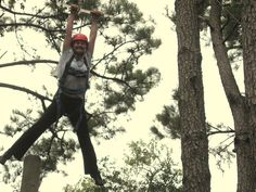 For the thrill seekers among us high rope adventures are exhilarating, for the less intrepid they can be terrifying, even the knowledge that the safety precautions are practically foolproof doesn't al Safety Precautions, Tree Tops, Canopy, Climbing, Industrial, Adventure, World, Blog, Mountaineering
