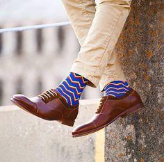 We design crazy socks for men and women. New cool socks launching every month. Designed to be the best socks you've ever worn. High quality funny socks designed to get compliments. Funky Socks, Colorful Socks, Crazy Socks, Mens Fashion Blog, Moda Fashion, Men's Fashion, Designer Socks, Dress Socks, Fashion Socks