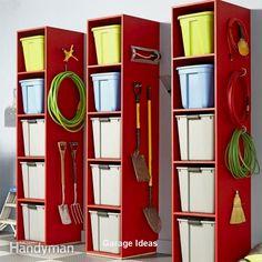 Garage Storage Ideas Lowes and Pics of . Garage Storage Ideas Lowes and Pics of Garage Organization Garage Storage Shelves, Storage Room Organization, Fabric Storage Bins, Garage Shelf, Basement Storage, Attic Storage, Craft Room Storage, Diy Garage, Storage Hacks