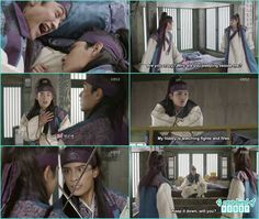 So hoo shout realize he slept with Ban ryu and Yeo Wool made them fight - Hwarang - Episode 6 Review