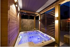 We offer a huge range of hydrotherapy solutions and the ability to customise your jacuzzi bath or hot tub to suit your specific needs.