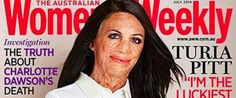 Women's magazines are typically covered by Hollywood starlets or in-demand supermodels. Although Turia Pitt is neither, her cover of Australia's Women's Weekly makes for one seriously inspirational example against the status quo.