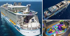 It's The Biggest Cruise Ship Ever Built… Here's Some Surprises You'll Find Onboard. - https://technnerd.com/its-the-biggest-cruise-ship-ever-builtae%c2%a6-heres-some-surprises-youll-find-onboard/?utm_source=PN&utm_medium=Tech+Nerd+Pinterest&utm_campaign=Social