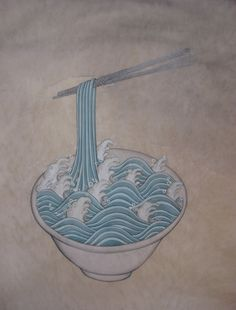 Traditional Korean Minhwa (folk painting) More At FOSTERGINGER @ Pinterest