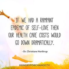 LOVE YOURSELF www.hungryforchange.tv