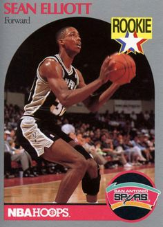 Will always remember him with the Admiral.Bonus question: will Harrison Barnes be the next Sean Elliott? Basketball Legends, Basketball Cards, Basketball Players, Harrison Barnes, Manu Ginobili, David Robinson, Player Card, San Antonio Spurs, Nba Players