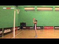 Basic Shot Technique This video breaks down the basic netball shot technique and will give you the key points to work on to become a better netball shooter. Netball Coach, Kids Sports, Fun Workouts, Planer, Lesson Plans, Improve Yourself, Coaching, How To Become, Basketball Court