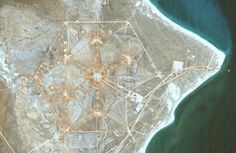 Sacred Geometry- Yantra - Harold E. Holt Naval Communication Station