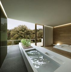 The minimalist M House in Filothei, Greece by K-Studio architects _