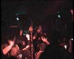 Agmen - Master's Hammer cover Vykoupení (Praha Matrix 2007)