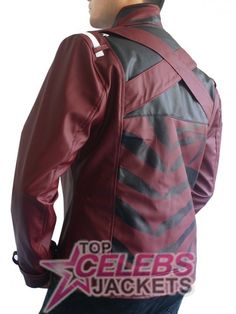 """No More Heroes"" video game antihero and the main protagonist Travis Touchdown's Jacket is now available   http://www.topcelebsjackets.com/product/no-more-heroes-travis-touchdown-jacket  Book your orders with free shipping worldwide and 30 days money back guarantee and win a free gift on every order   #travis #touchdown #protagonist #video #game #assassin #sword #action #leather #jacket #fun #go #for #it"