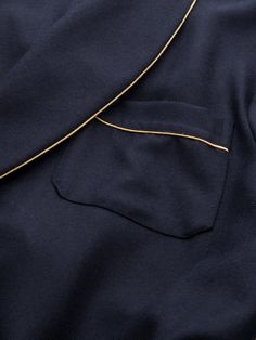 cdc32de8ffc Handmade in England, the Duke men's cashmere dressing gown is crafted from  the finest worsted