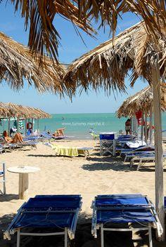 San Benedetto del Tronto: Beach, Marche - Italy