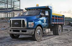 Did you know: The 2016 F-650/F-750 Power Stroke V8 has a B10 design life of 500K miles and a 5 yr/250K mile warranty