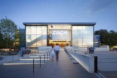 Teatro Topfer en ZACH,© Andrew Pogue