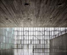 La Coruña Center For The Arts / aceboXalonso studio — Designspiration