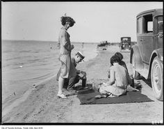 toronto long weekend - On Wasaga Beach. Wasaga Beach, Plait, Long Weekend, Old Pictures, Georgian, Montreal, Ontario, Toronto, Faces