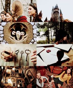 """ Hogwarts School of Witchcraft and Wizardry "" 2/2"