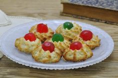 SICILIAN ALMOND COOKIES – Italian recipe