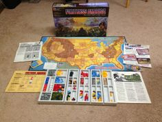 Fortress America Milton Bradley