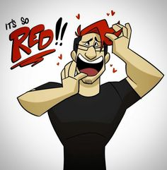 Markiplier red