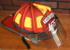 Fireman Helmet Cake Superduper Cakes Fireman Cake