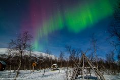 The northern nights in Sweden: One of the best natural wonders in Europe: 24 places to see in Europe Northern Nights, See The Northern Lights, Natural Wonders, Beautiful World, Places To See, Sweden, Around The Worlds, Wanderlust, Earth