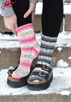 Classic ragg socks in our Soft Raggi. Rock Socks, Classic Rock, Knitting Socks, Stretches, Pattern, Mandala, Fashion, Patterns, Damask