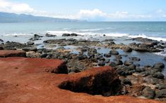 Maui Rocks Beach: The island of Maui (/ˈmaʊ.iː/; Hawaiian: [ˈmɐwwi]) is the second-largest of the Hawaiian Islands at 727.2 square miles (1,883 km2)