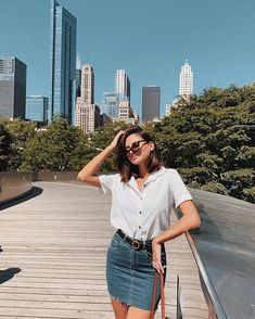 everyday outfits for moms,everyday outfits simple,everyday outfits casual,everyday outfits for women Denim Fashion, Look Fashion, Fashion Outfits, Trendy Outfits, Summer Outfits, Cute Outfits, Moda Club, Edgy Style, Outfit Goals