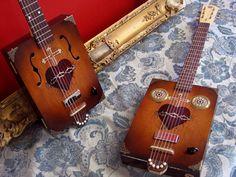Cigar Box Guitars: Dolorosa Model