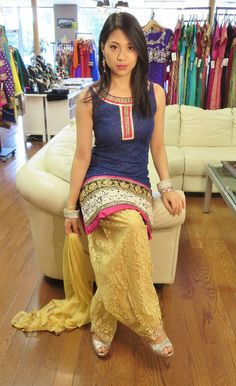 Indian Clothing - Punjabi Women Suits - Salwar & Kameez