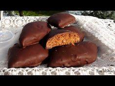 Ricetta Mostaccioli morbidi al cioccolato - YouTube
