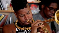 Trumpeter Christian Scott aTunde Adjuah and pianist Jason Moran recently spoke with NPR Music about their experiences as black men dealing with police — and those of jazz giants before them.